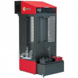 Chauffage poly combustible- 19 - 29 kw