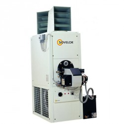 Chauffage poly combustible- 60.7 kw