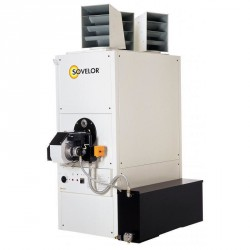 Chauffage poly combustible- 92 kw