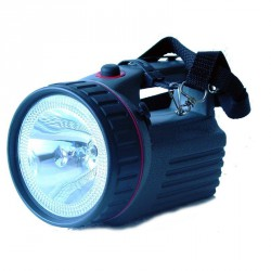 Projecteur halogene rechargeable