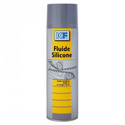 Carton 12 Fluide lubrifiant multi-usages, stable FLUIDE SILICONE