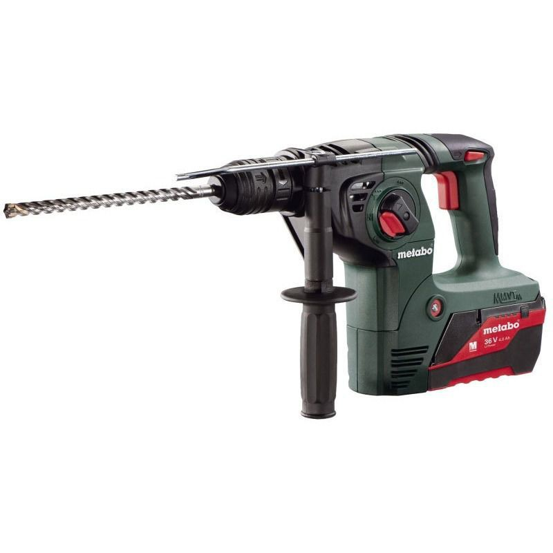 metabo marteau perforateur combin sans fil de 36 v kha 36 ltx. Black Bedroom Furniture Sets. Home Design Ideas