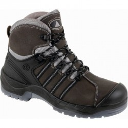 Chaussure Waterproof Composite - NOMAD S3 SRC - Couleur Marron