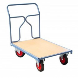 Chariot modulaire 500 kg - Habillage tube, 1 dossier