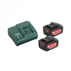 Pack 2 Batteries/Chargeur 5.2 Ah