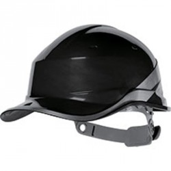 Casque de chantier, Noir - BASEBALL DIAMOND V