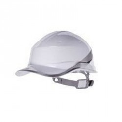 Casque de chantier, Blanc - BASEBALL DIAMOND V
