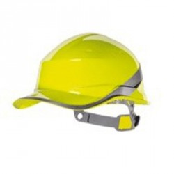 Casque de chantier, Jaune - BASEBALL DIAMOND V