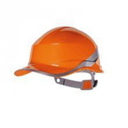 Casque de chantier, Orange - BASEBALL DIAMOND V