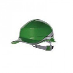 Casque de chantier, Vert - BASEBALL DIAMOND V