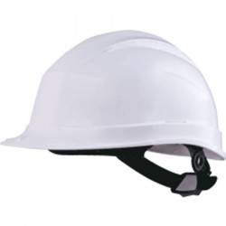 Casque de chantier, Blanc - SUPER QUARTZ