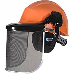 Casque type forestier, Orange - FORESTIER 2