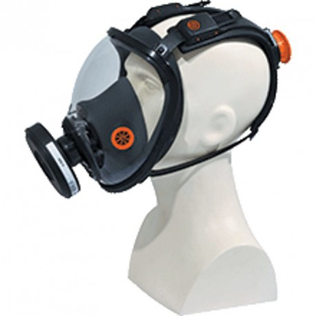 Masque respiratoire complet - Fixation ROTOR - M9200 ROTOR GALAXY