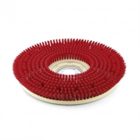 Brosse-disque, moyenne, 508 mm
