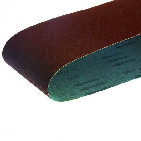 Bandes abrasives 100x610 mm, Gr 80 - P-36902