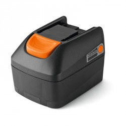 Batterie Lithium-ion 14,4 V, 4 Ah avec indicateur de charge