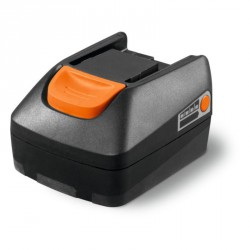 Batterie Lithium-ion 10,8-14,4 V, 2 Ah avec indicateur de charge