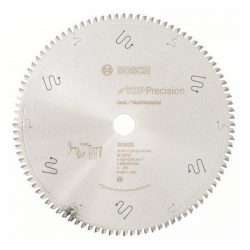 Lame de scie circulaire Top Precision Best for Multi Material, Ø305 mm, Ale. Ø30, 96 dents