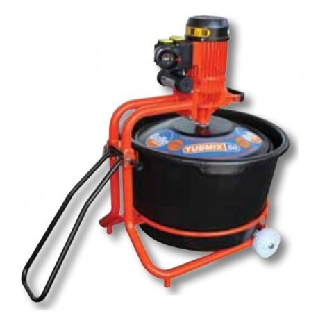 Malaxeur, 65 litres, 1200 W - Tubmix 50