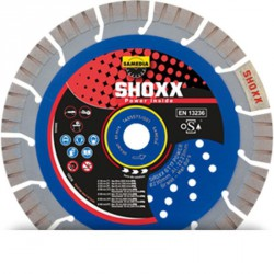 Disque diamant granit - SHOXX GT17 POWER