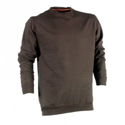 Pull encolure ronde - Vidar - Marron
