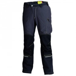 Pantalon Out-Force 2R Noir/Charcoal/Noir