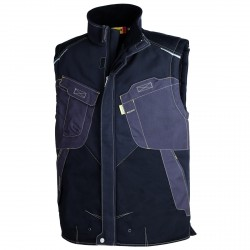 Gilet OUT-FORCE 2R noir/charc/noir