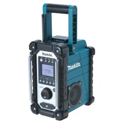 Radio de chantier 7,2/10,8/14,4/18 V Li-Ion (Machine seule) - DMR107