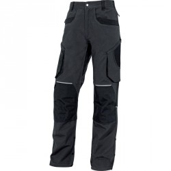 Pantalon de travail MACH ORIGINALS, Gris - MOPA2