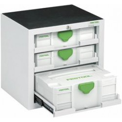 ARMOIRE POUR SYSTAINER- PORT SYS-PORT 500/2