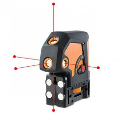 Laser 5 points automatique Mutli-Pointer