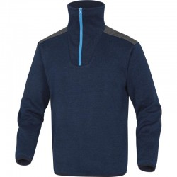 Pull polaire aspect pull polyester, Bleu Marine - MARMOT