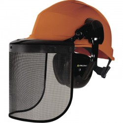 Casque type forestier, Orange - FORESTIER 3