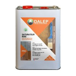 Huile de protection haute performance - Saturateur bois