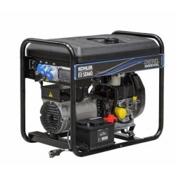 Groupe électrogène diesel 9000 Watts - DIESEL 10000 A XL - STAND BY