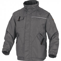 Blouson chaud, Gris/Orange - NORTHWOOD2